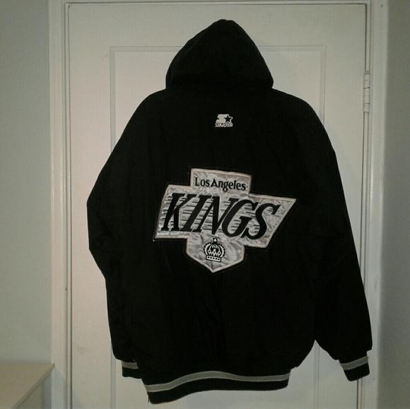 separation shoes baa60 be1d1 Los Angeles Kings starter jacket